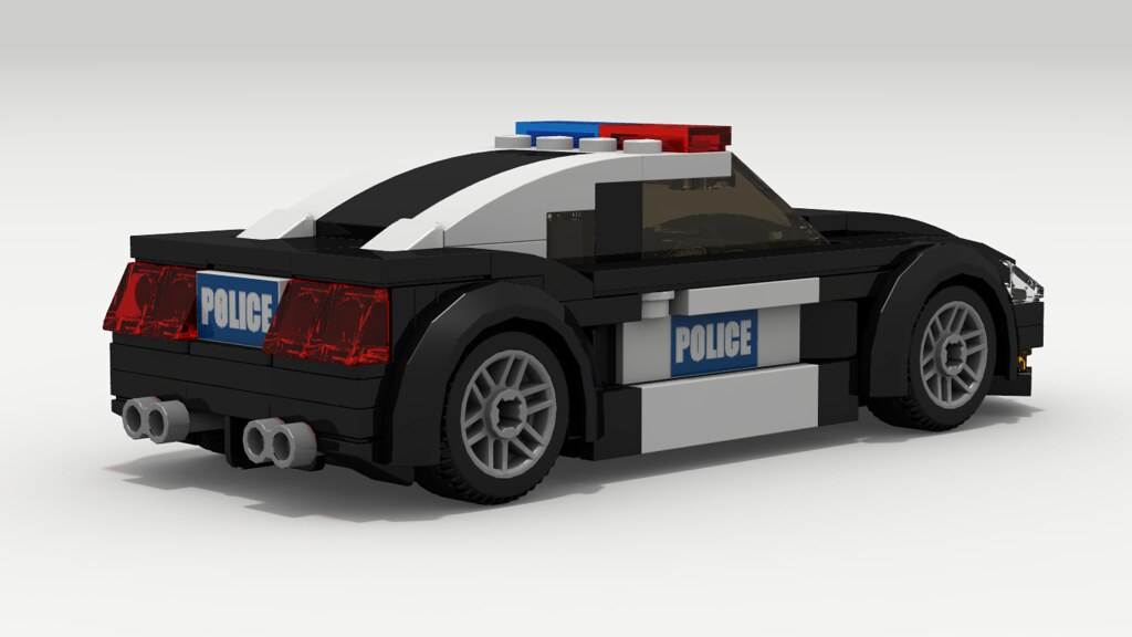 ford mustang police 2018 rear view well these cars. Black Bedroom Furniture Sets. Home Design Ideas