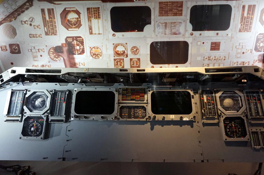 space shuttle enterprise cockpit - photo #1