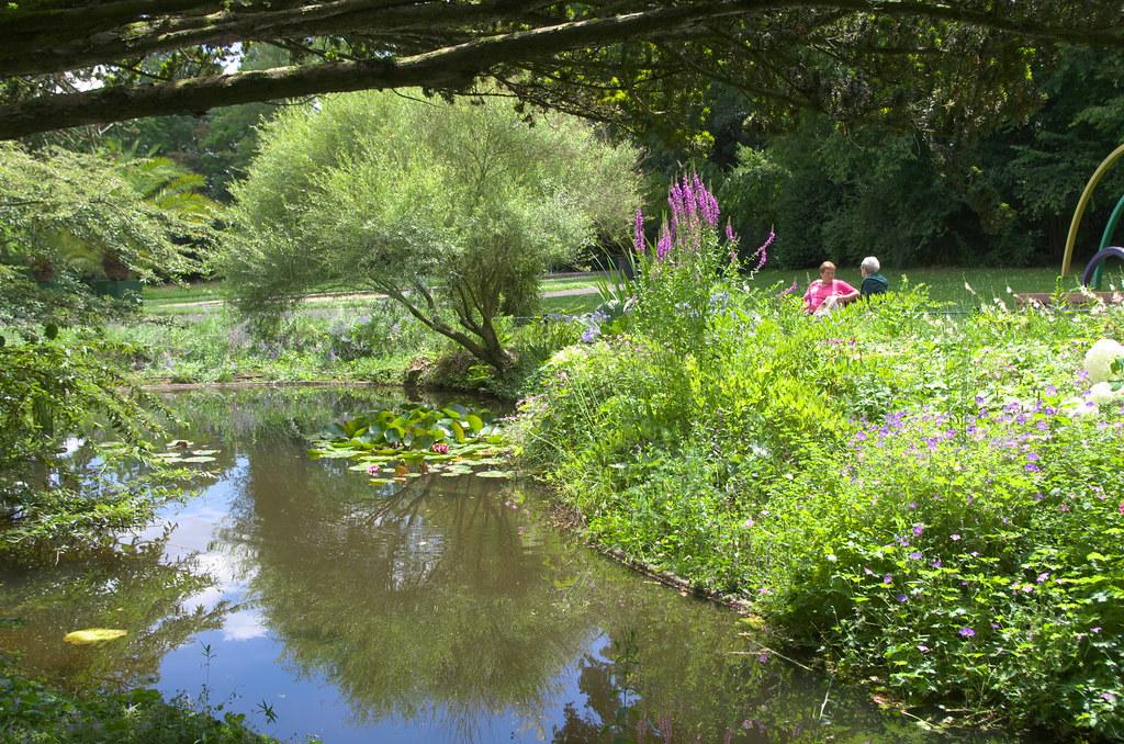 le jardin des plantes et botanique de caen by cross duck - Jardin Des Plantes Caen