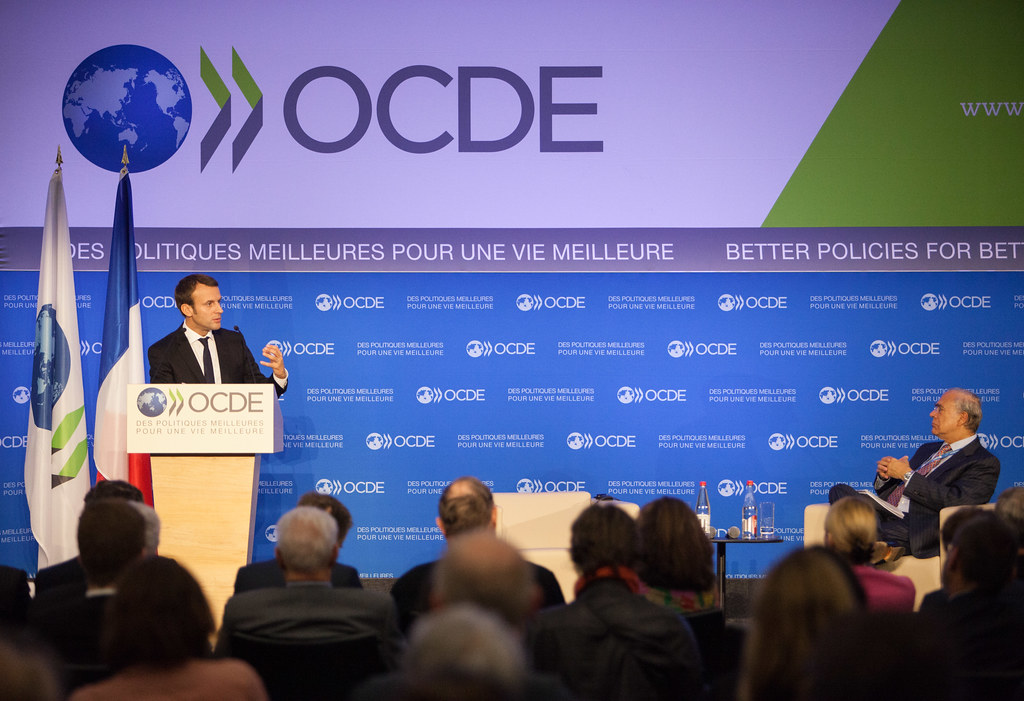 france organisation for economic co operation and development