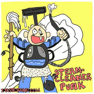 steam_cleaner_punk | by Mike Riley