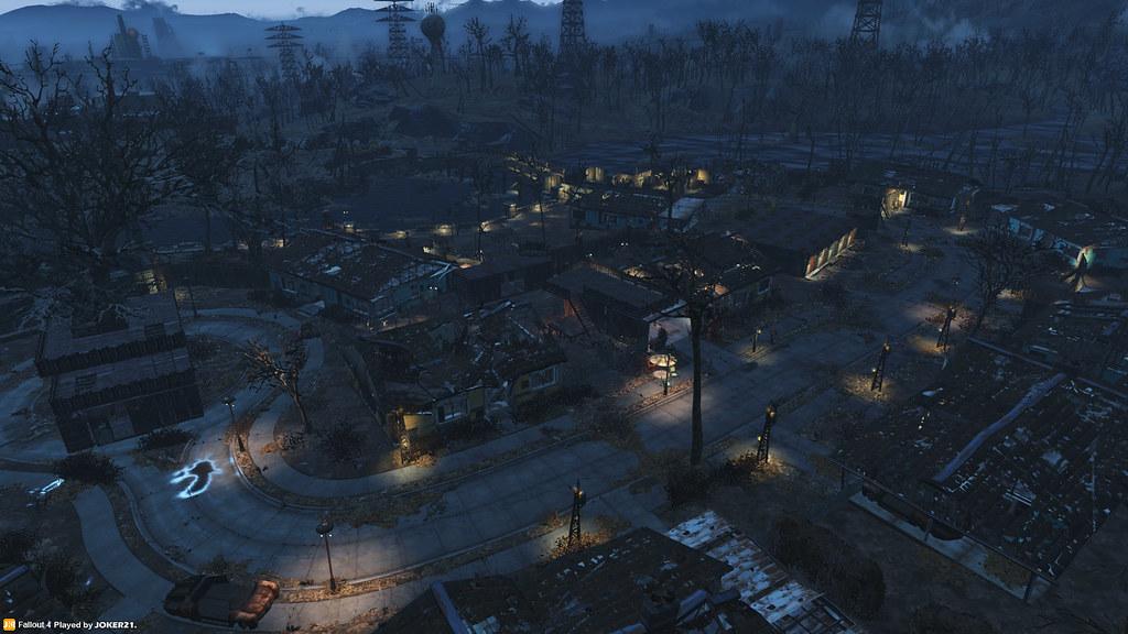 Fallout  Building Sanctuary