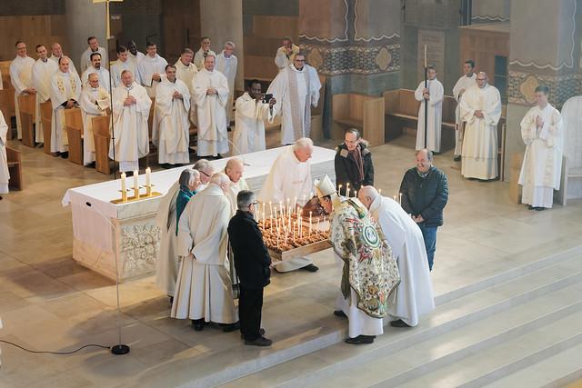 50 ans érection de la cathédrale Sainte-Geneviève de Nanterre - #50ansdiocèse92