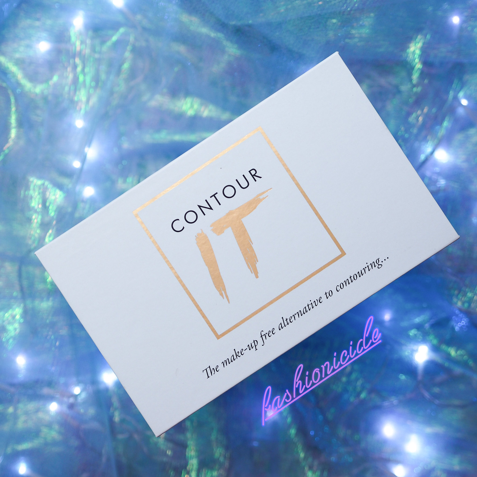 Crystal Clear Contour It Review Flat Lay