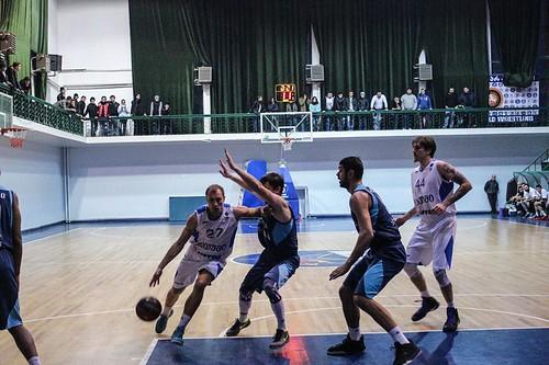 Рівненський баскетболіст— середнайкращих у Грузії