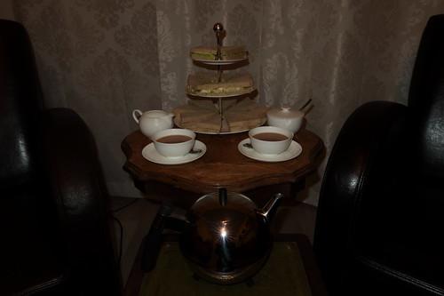 Afternoon tea zur Einweihung meiner neuen Etagere