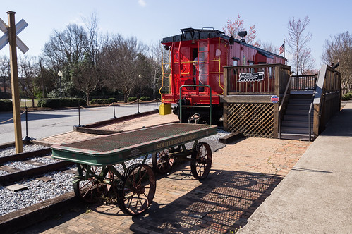 Southern X3115 caboose - 4