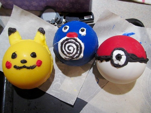 Pokemon candy making