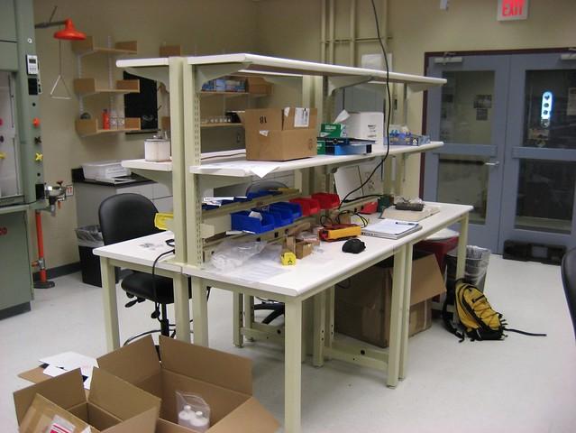 GENE Lab photos