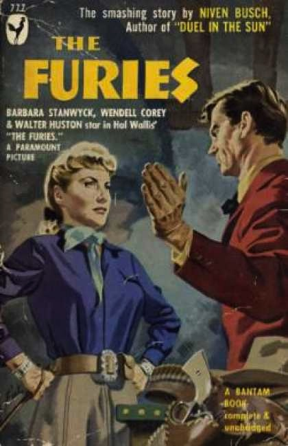 The Furies - Promo Cover 1