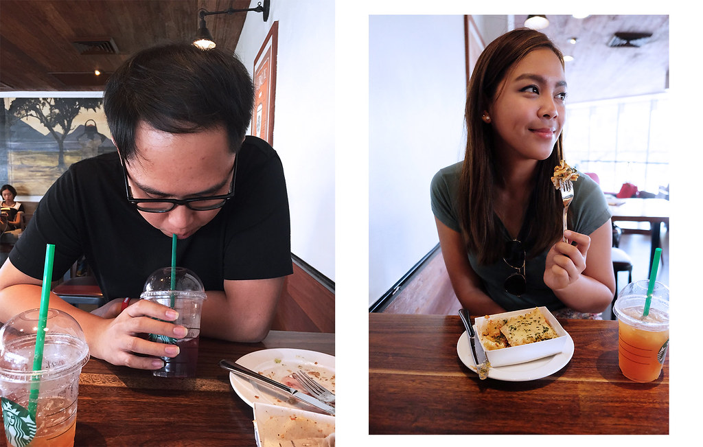 Patty Villegas - The Lifestyle Wanderer - Starbucks Lunch Choices - 2