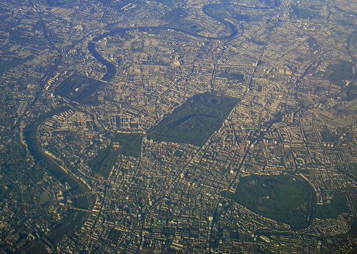 Bird's eye view of London | Does anywhere look familiar to ...