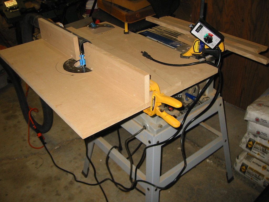 Diy router table i need to replace the trim throughout for How to make a router table