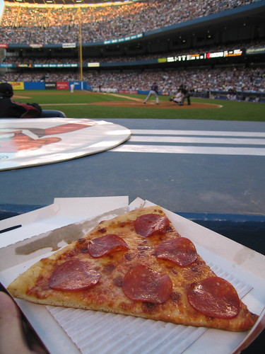 Buy Me Some Pizza and Cracker Jack | by Adam Kuban