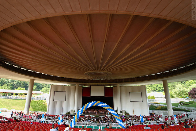 ... PNC Arts Center | By Wmliu Nice Look