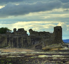 Castle Ruins - St Andrews Scotland | by Magdalen Green Photography