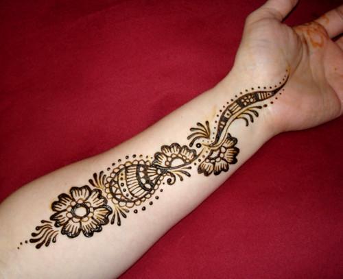 Mehndi Bunch On Arm : Henna arm photo paste on � henname ltd