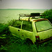 Lakeside car