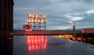 Public Market at dusk | by peterme