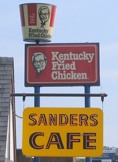 KFC signs: Old and New | by SeeMidTN.com (aka Brent)