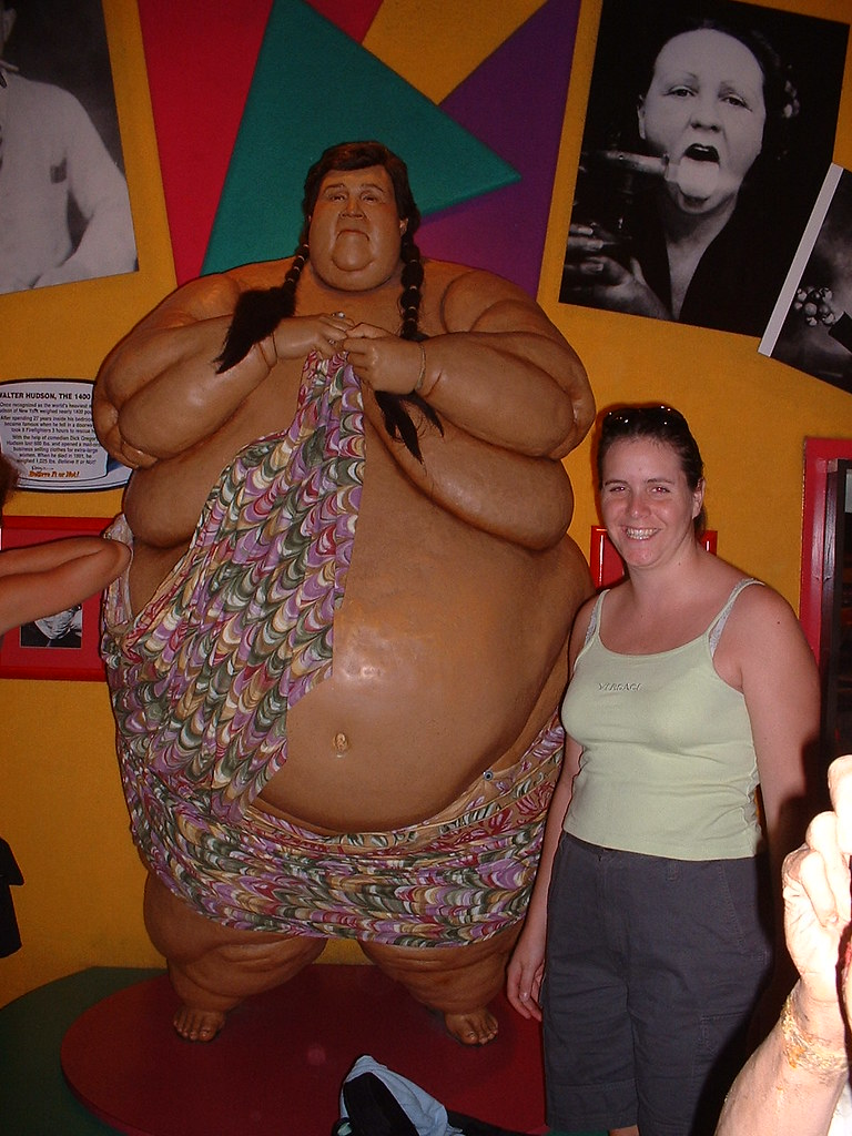 Fattest Woman In The World Nude