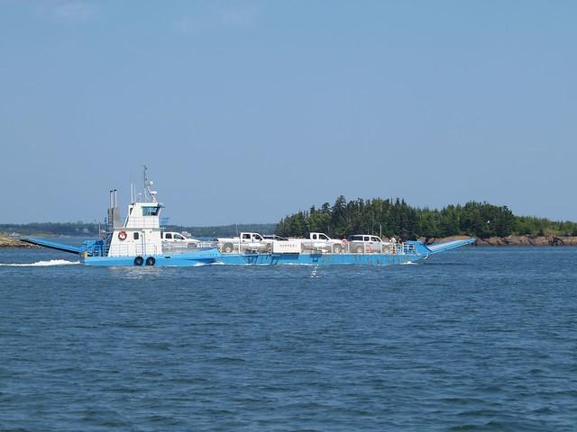 Deer Island Ferry To Campobello