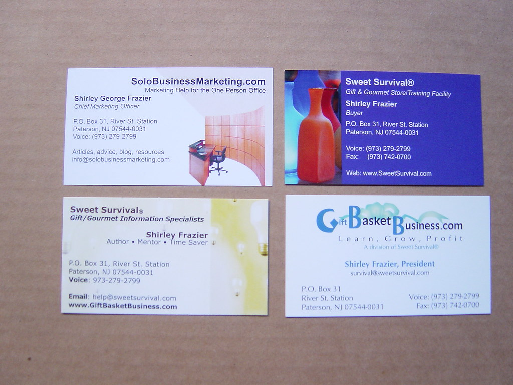 Business Cards - the No. 1 Marketing Tool | How many busines… | Flickr