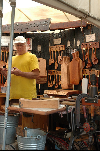 Wooden Spoon Makers ~ Wooden spoon maker explore punkartist s photos on flickr