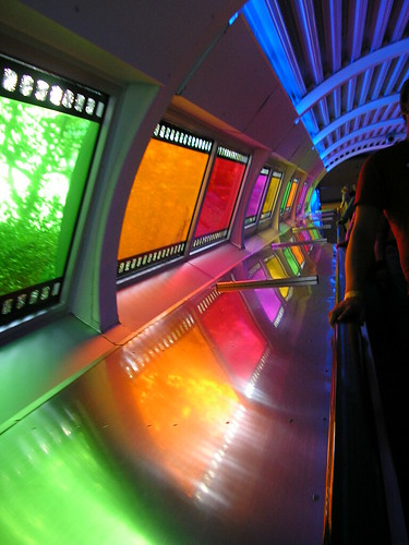 Escalator in colours | by iapia