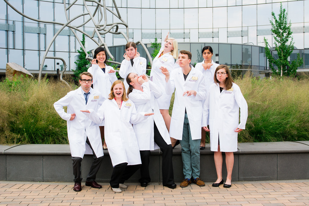 U of M White Coat Day 2015-0105 | University of Minnesota