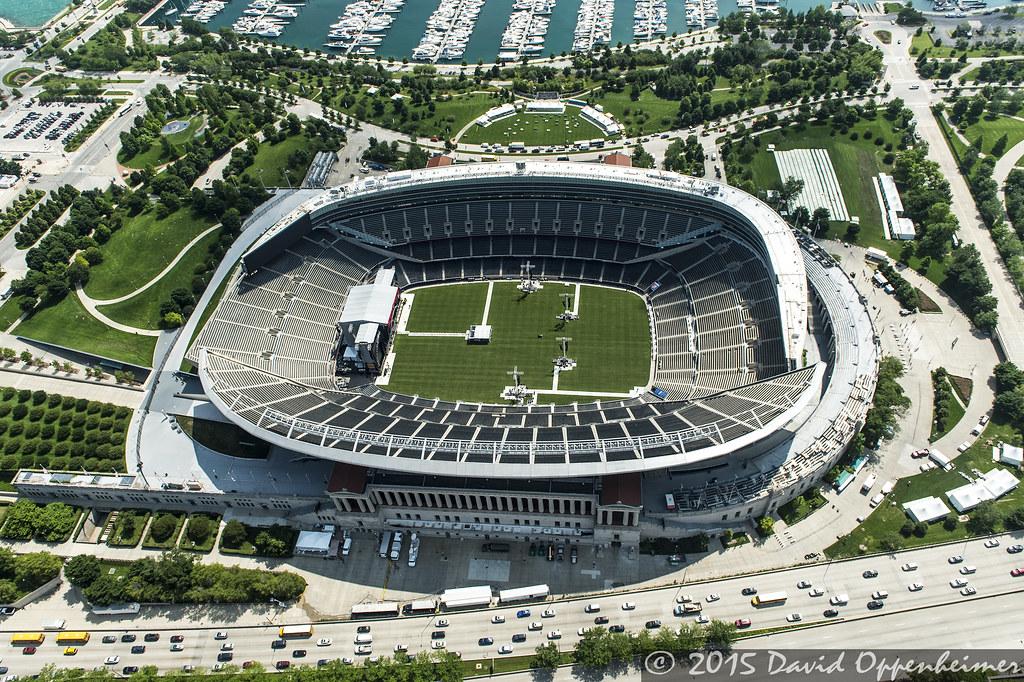 Soldier Field Stadium Tour