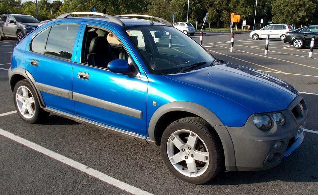 2003 Rover Streetwise 1994cc Se Td Yr53jux Registration Yr Flickr