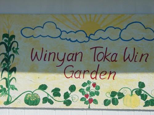 Winyan Toka Win Garden
