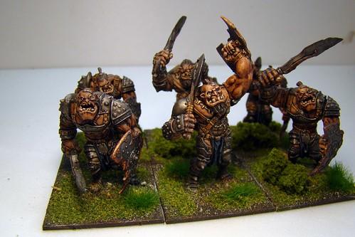 Kings of  War - Ogre Army