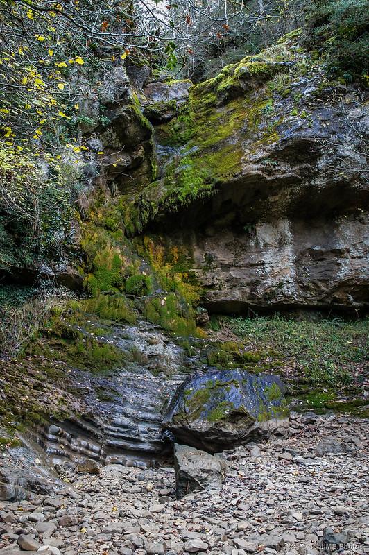 La Cascada de Osate