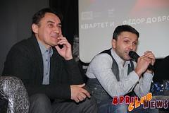 Камиль Ларин и Леонид Барац