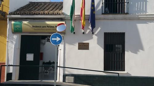 AionSur 23739377352_d9098809ec_d Un año sin sustituir bajas ni excedencia en la residencia de Marchena, según CCOO Marchena Provincia