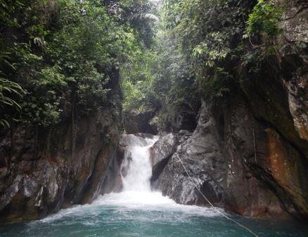 Indahnya Wisata Alam Curug Leuwi Hejo dan Leuwi Liuk | Air Terjun Sentul Bogor