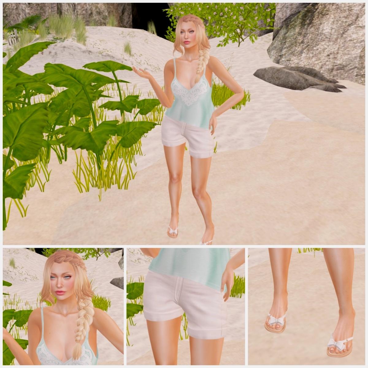 Secrets On The Beach
