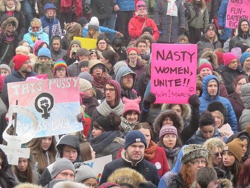 Women's March on Washington - Edmonton Solidarity Event
