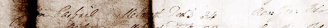 John C burial 1813