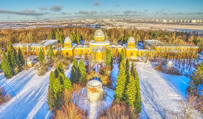 Пулковская обсерватория 2017/ Pulkovo observatory 2017