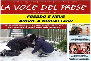Noicattaro Prima pagina n. 1-2017 front