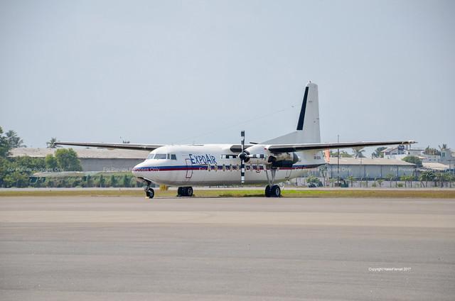ExpoAir Fokker F27