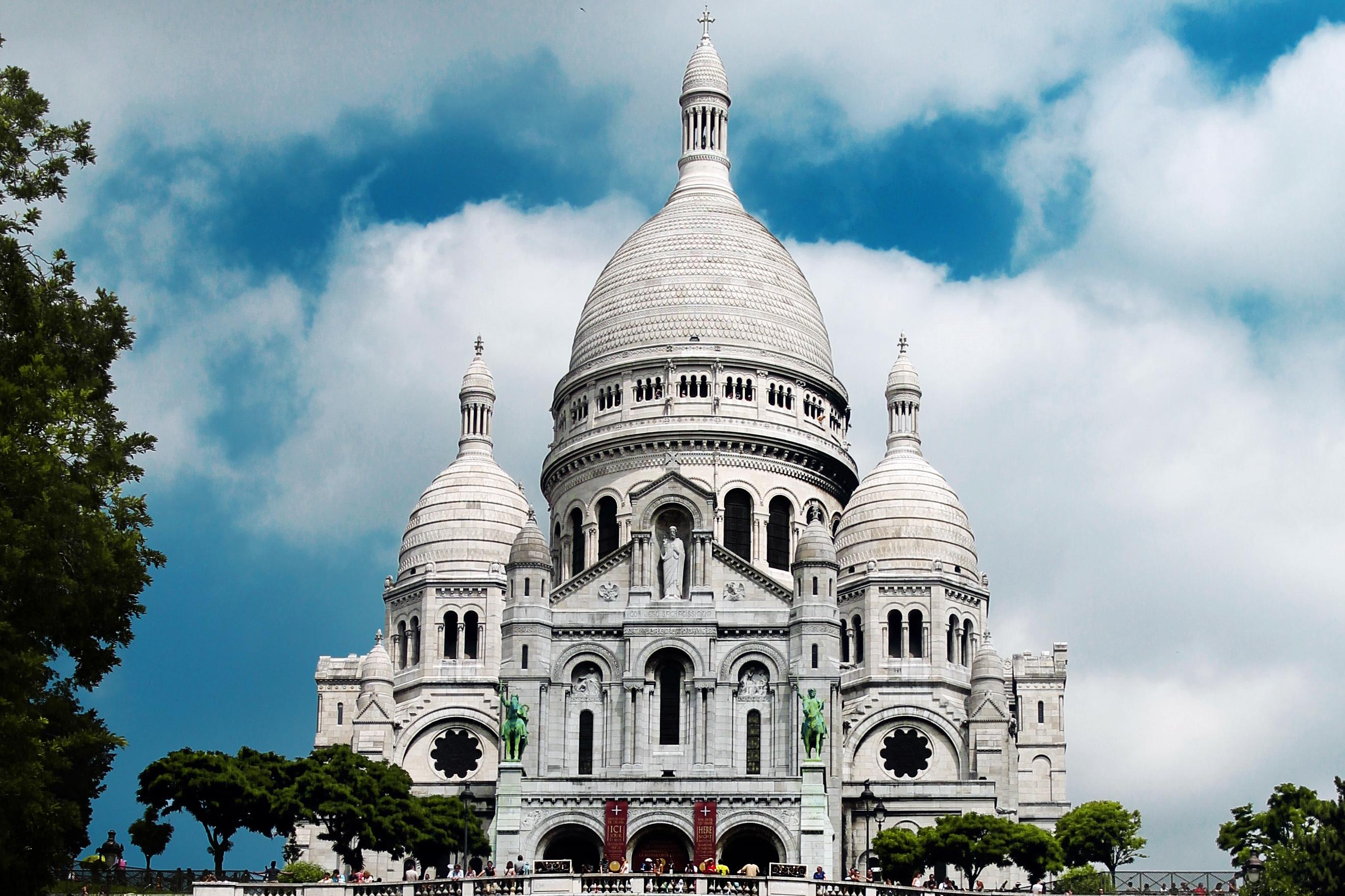 As 5 melhores vistas panorâmicas de Paris - Sacré Coeur