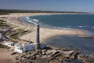 Uruguay tiene 650 kilómetros de playas.
