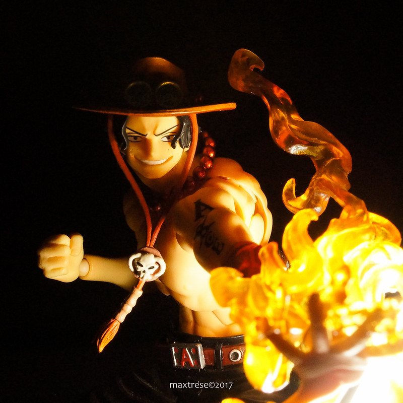 Sentinel Europe Exclusive Portgas D. Ace of One Piece