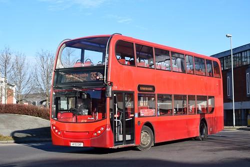 Carousel Buses 219 Hf10 Oxf Carousel Buses Adl Enviro400