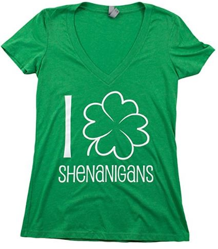 Deal on a St. Patrick's Day T-Shirt