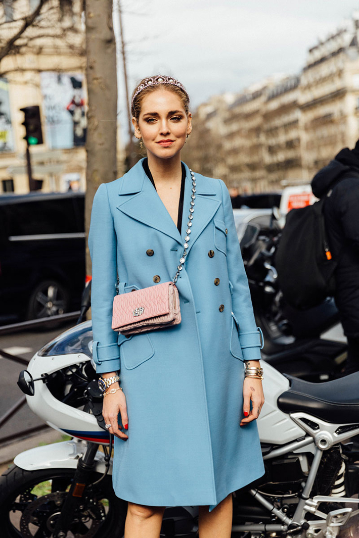 Paris fashion week street style outfit inspiration accessories fashion trend style11